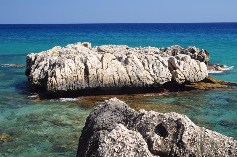 Download Sea of sardinia stock photo. Image of mediterranean, clear - 10760158