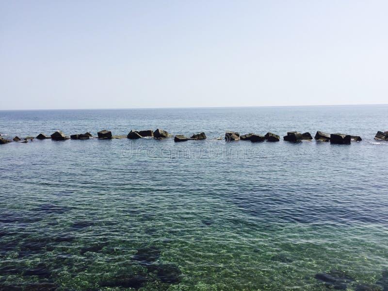 Sea stock photo