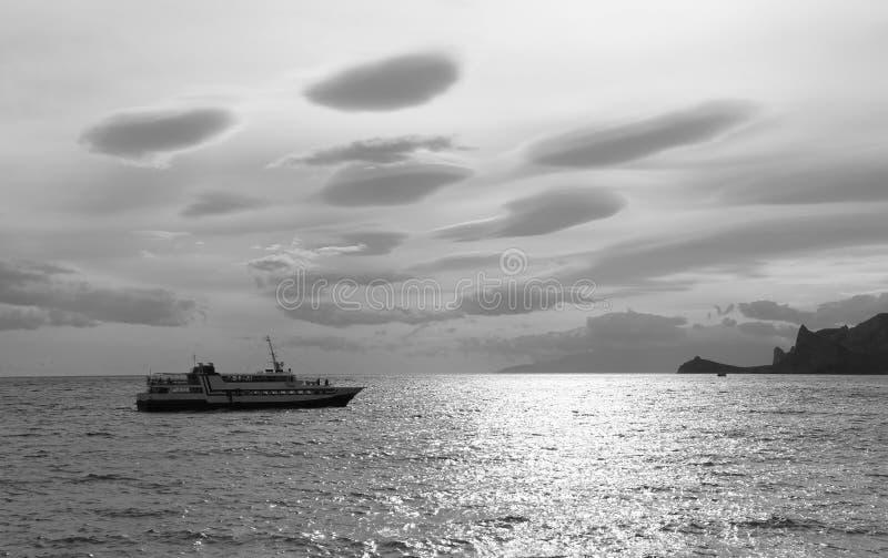 Download Sea stock image. Image of recreation, vessel, island - 41862137