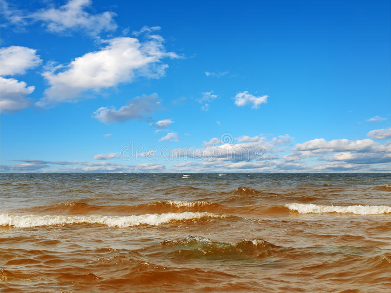 Download Sea shore stock photo. Image of coastal, seascape, surf - 25450530