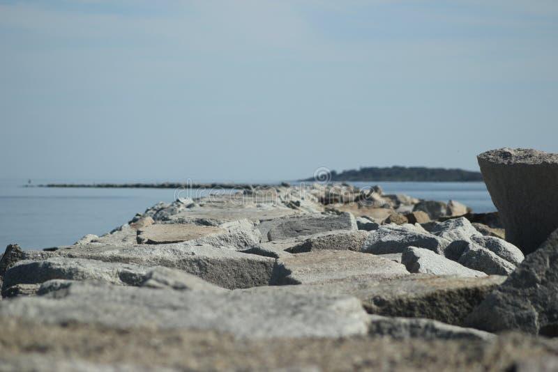 Sea, Shore, Coast, Rock royalty free stock photo