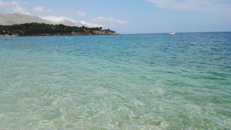 Sea. royalty free stock images