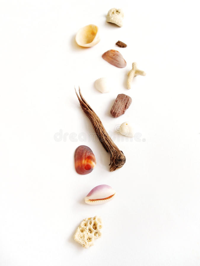 Download Sea Side Objects As Stepping Stones Stock Photo - Image: 24616200