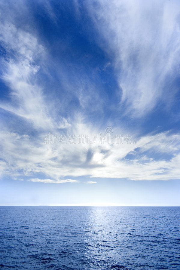 Download Sea And Sky Stock Images - Image: 3015904