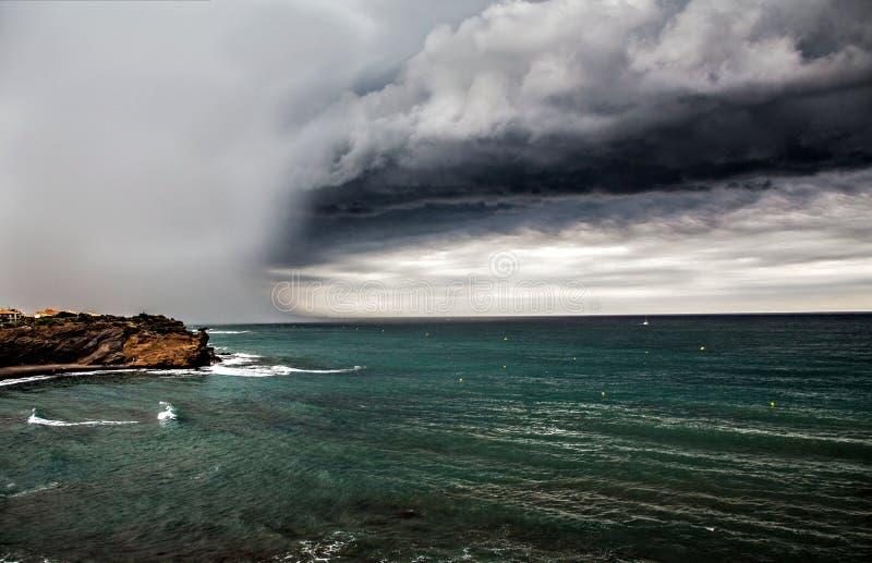 Sea, Sky, Cloud, Ocean royalty free stock photo