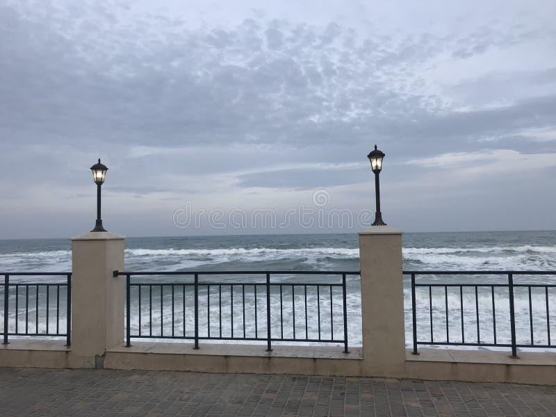 Sea&sky royalty free stock photos