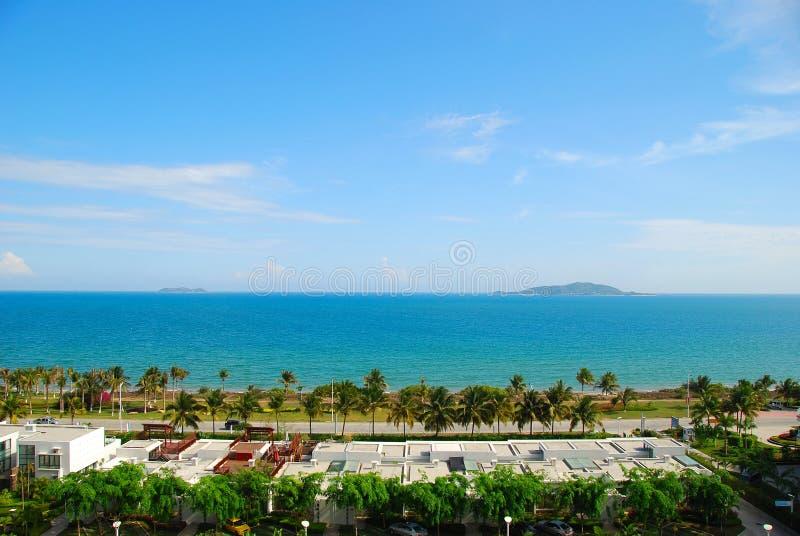 Download The Sea And Sky Of Sanya 2(Hainan,China) Royalty Free Stock Images - Image: 4504969