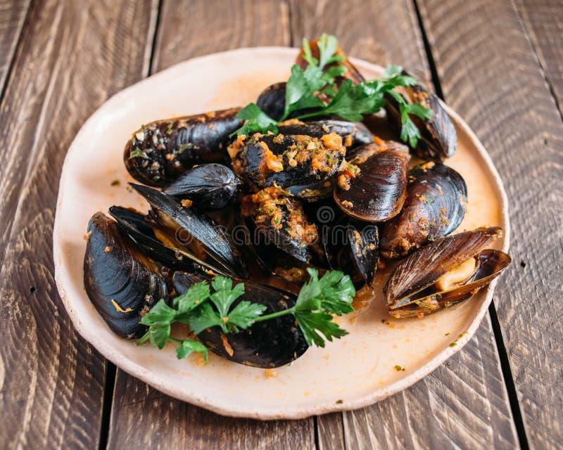 Sea specialties. stock image