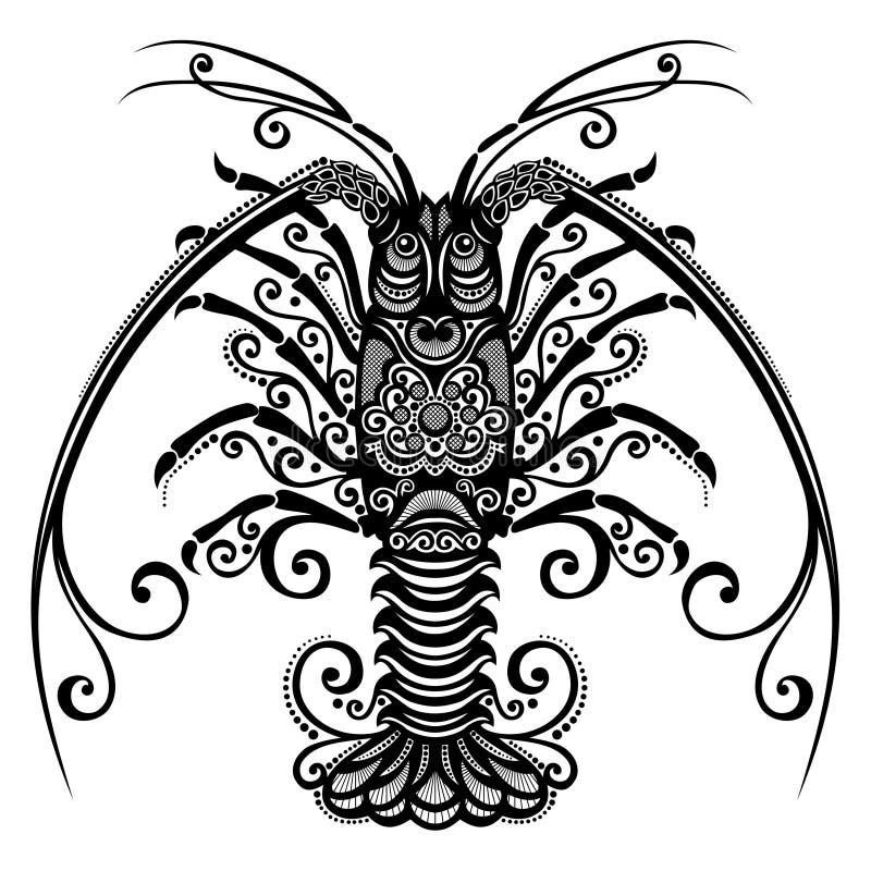 Free Sea Spiny Lobster Royalty Free Stock Photo - 33885285