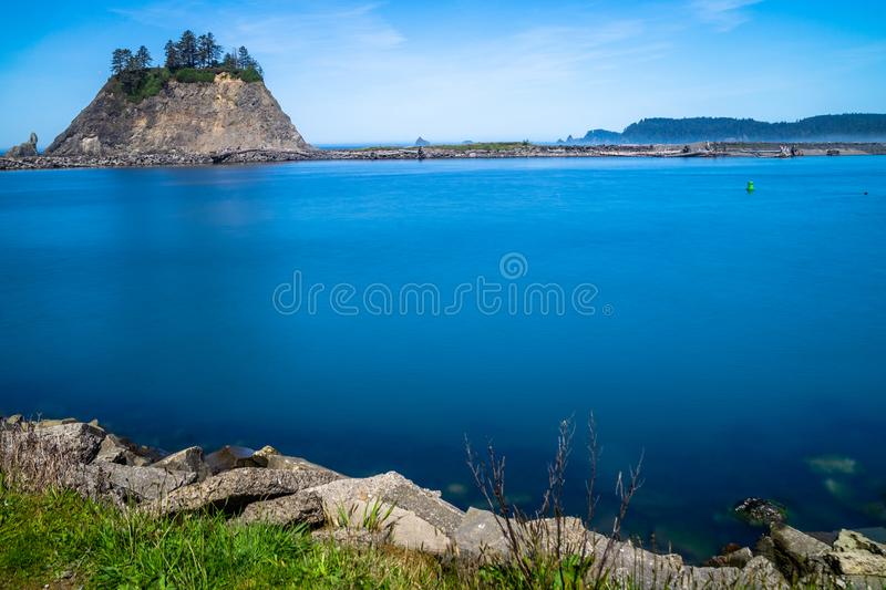 Small Islands Off The NW Coast Of The United States royalty free stock images