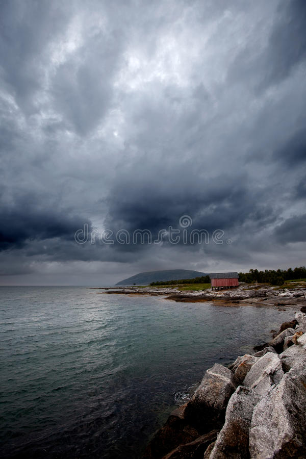 Download Sea Storm stock photo. Image of climate, danger, cloud - 10686956