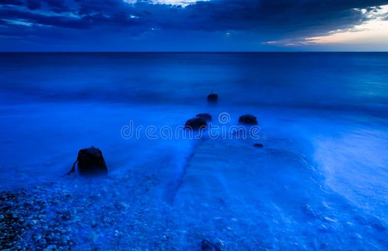 Download Sea sunrise stock image. Image of goodness, nobody, exposure - 12540691