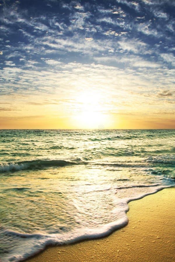 Free Sea Sunset Stock Photography - 4486432