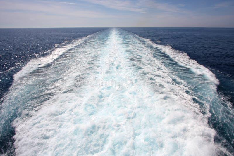 Sea To Sky royalty free stock photography