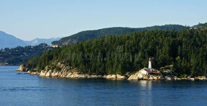 Download Sea to Sky Highway stock photo. Image of living, rocky - 11159698