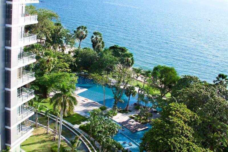 Download Sea view stock photo. Image of ocean, outdoor, hotel - 20842140