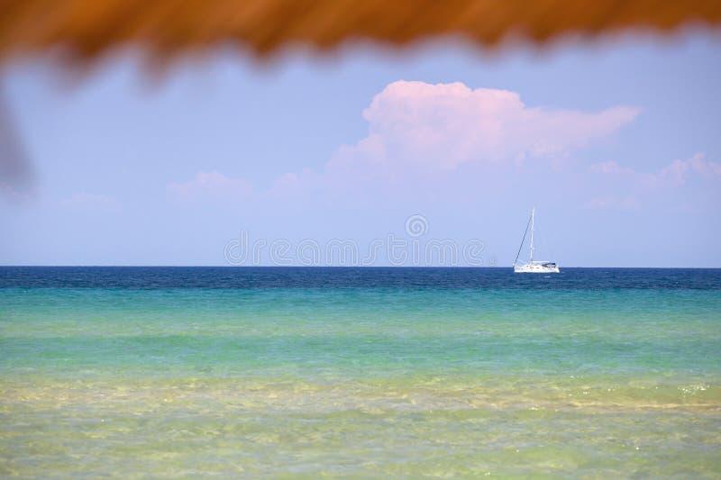 Download Sea View On Banana Beach, Zakynthos Island Stock Photo - Image: 26560362