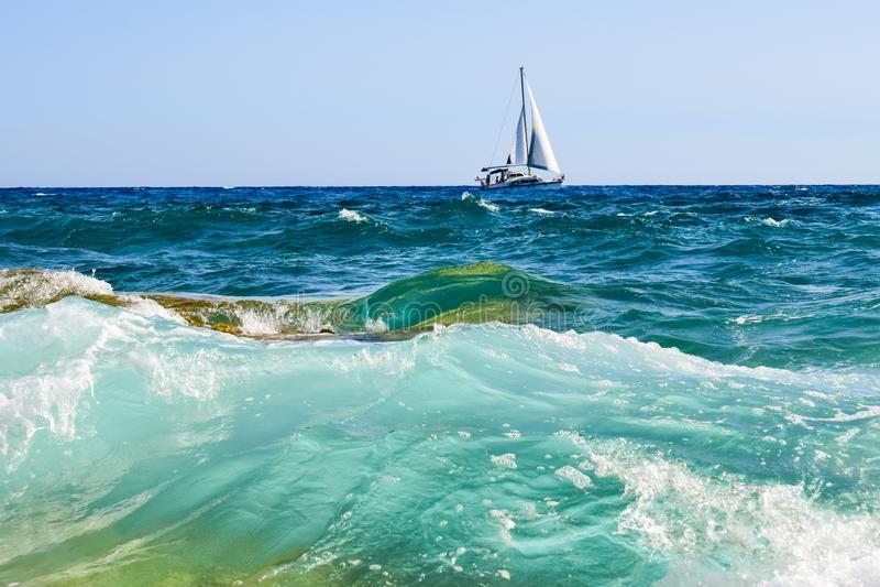 Sea, Water, Body Of Water, Ocean Free Public Domain Cc0 Image