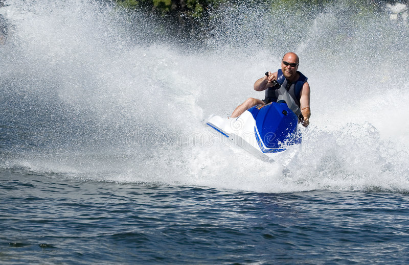 Download Seadoo In Action Stock Image - Image: 1885461