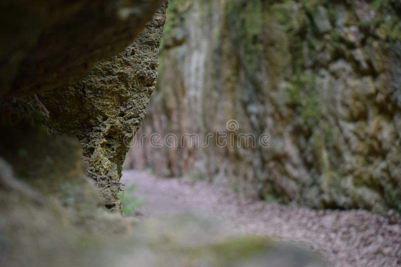 Seaeye Canyon royalty free stock photography