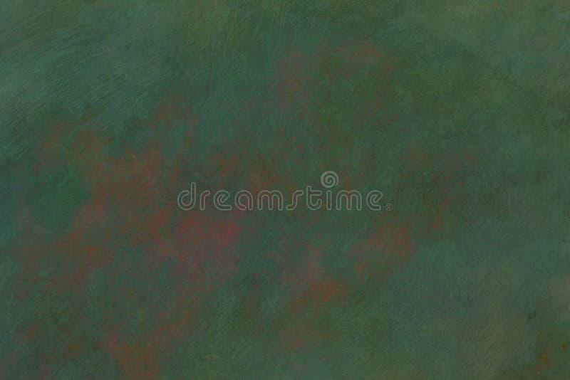Seafoam-Grün-Aquarell-Beschaffenheit/feiner Art Background stock abbildung
