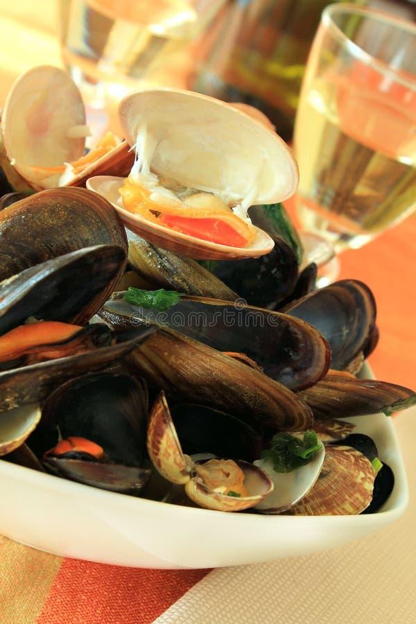 Free Seafood Royalty Free Stock Photos - 23581338