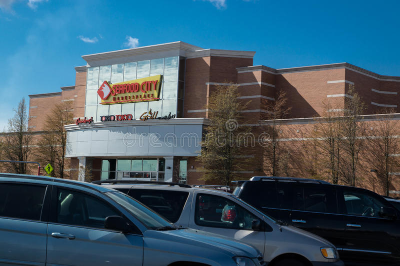 Download Seafood City Marketplace editorial image. Image of store - 32021935