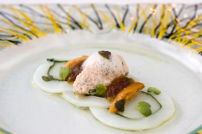 Download Seafood With Crab, Urchin, Squid And Scallop Stock Photo - Image: 22036784