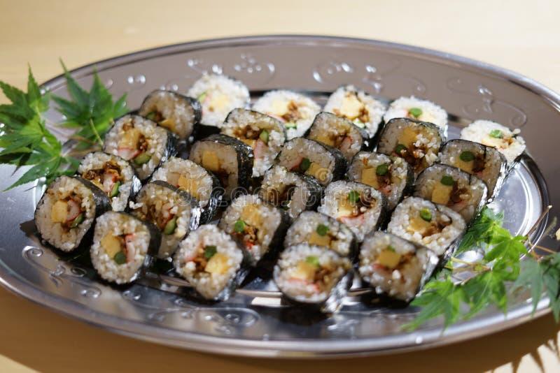 Seafood grilled image. Shooting location : Tokyo metropolitan area stock image