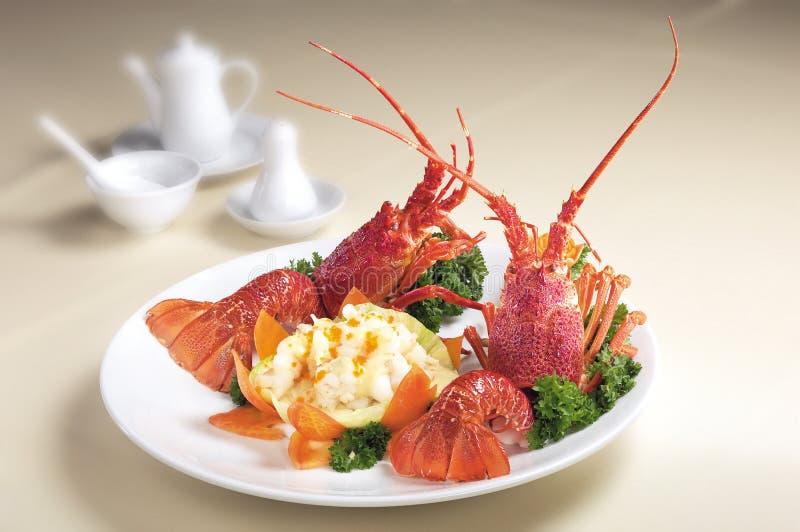 seafood4 arkivfoton