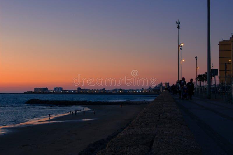 seafront arkivbilder