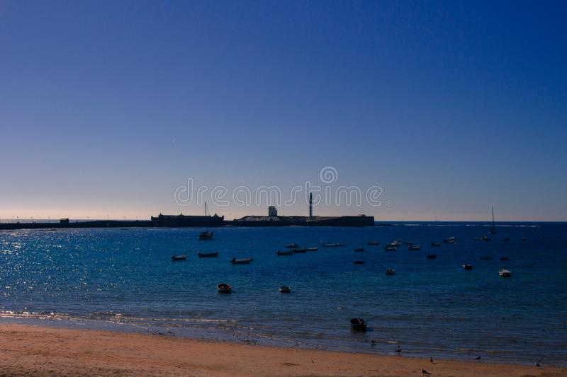 seafront stock afbeeldingen