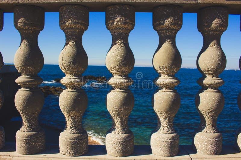 seafront royaltyfri foto