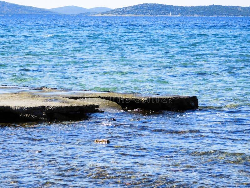 seafront royalty-vrije stock afbeeldingen