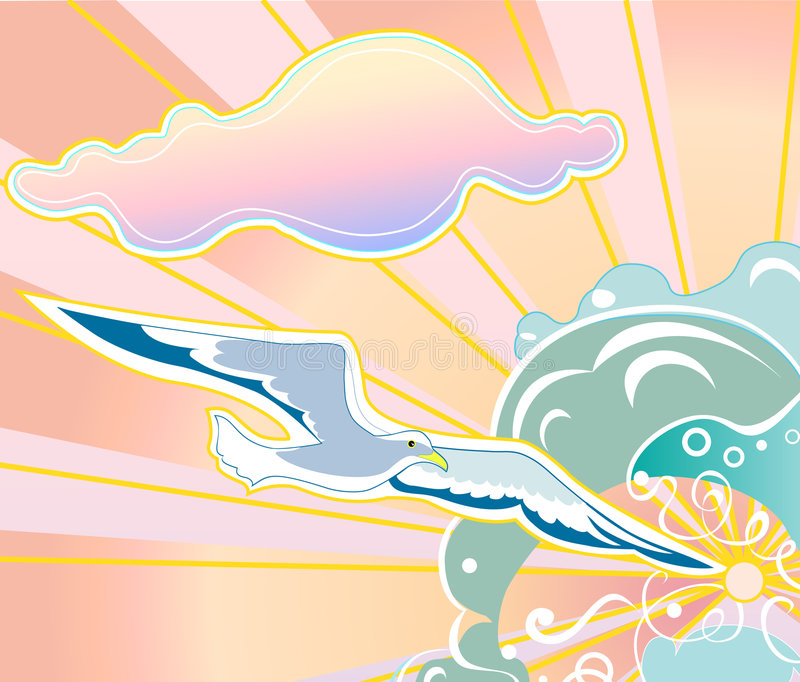 Download Seagull Stock Images - Image: 7543474