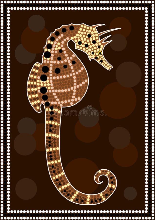 seahorse ilustracji
