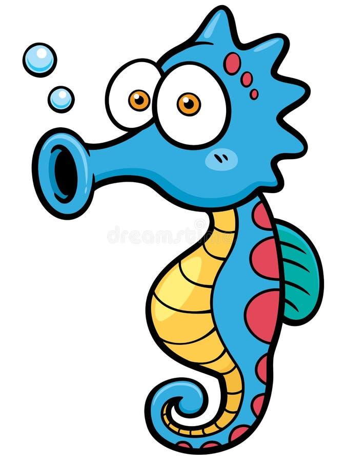 seahorse libre illustration