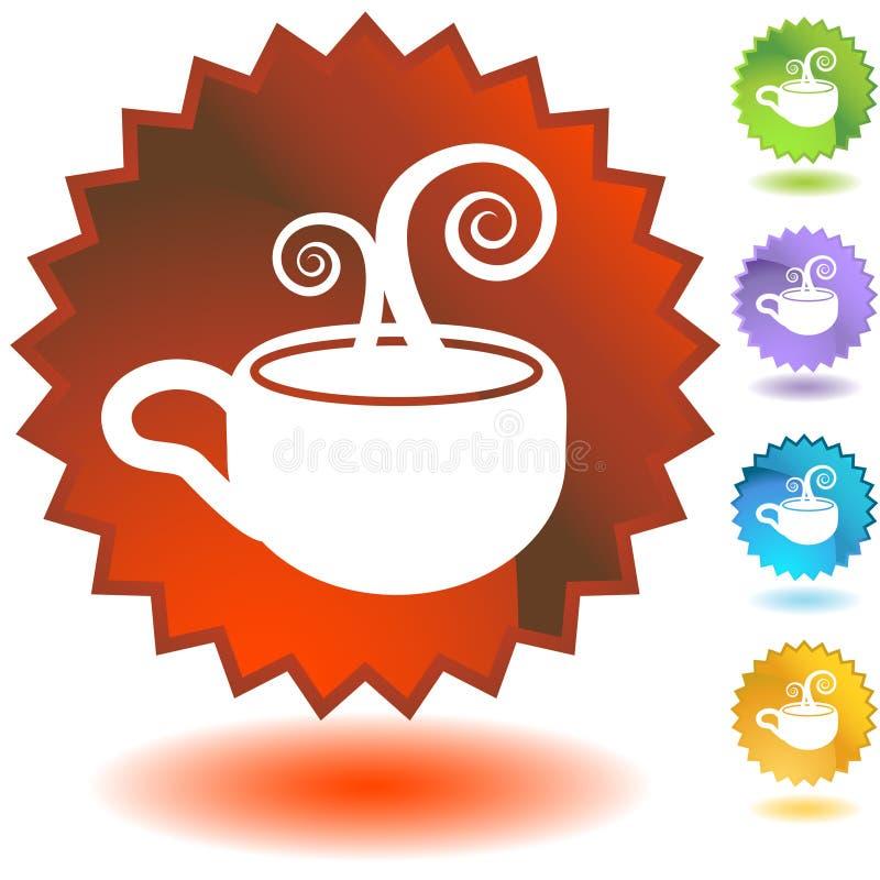 Free Seal Set - Coffee Cup Stock Photo - 10136090