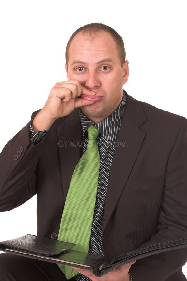 Download Sealed lips stock photo. Image of isolated, salesman, fresh - 983816