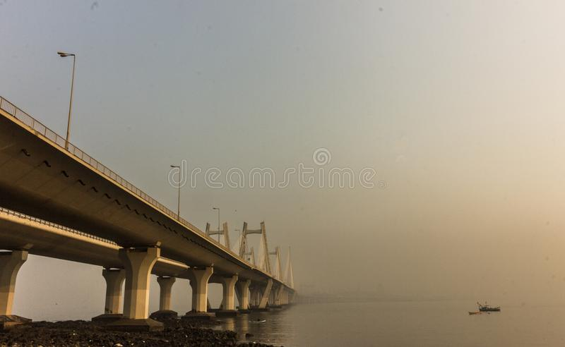 The sealink royalty free stock image