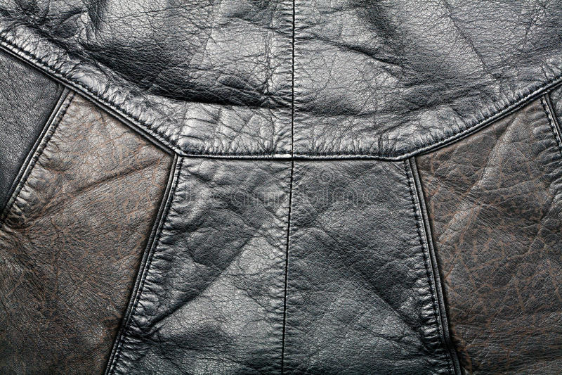 Download Seam on leather product stock image. Image of seam, natural - 23541173