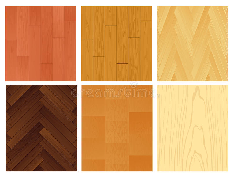 Download Seamle wooden backgrounds stock vector. Image of industry - 13041745