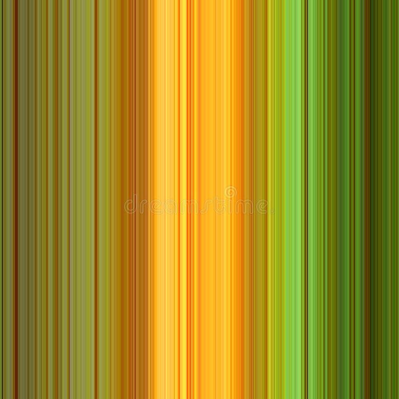 Seamles-Streifenmuster stock abbildung