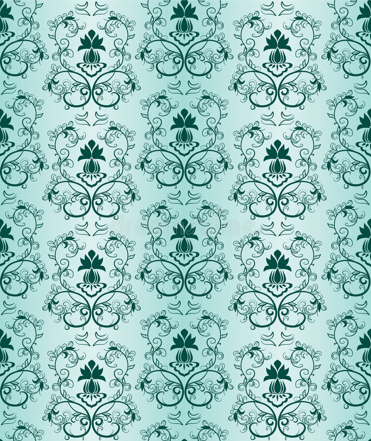 Free Seamless A Pattern. Vector Illustration Royalty Free Stock Image - 5934646