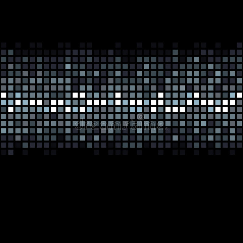 Seamless Abstract Background Royalty Free Stock Images