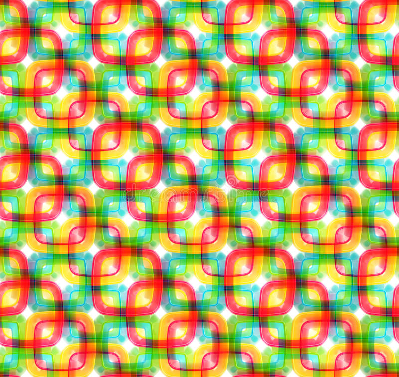 Download Seamless Abstract Geometric Background Stock Illustration - Image: 24497391