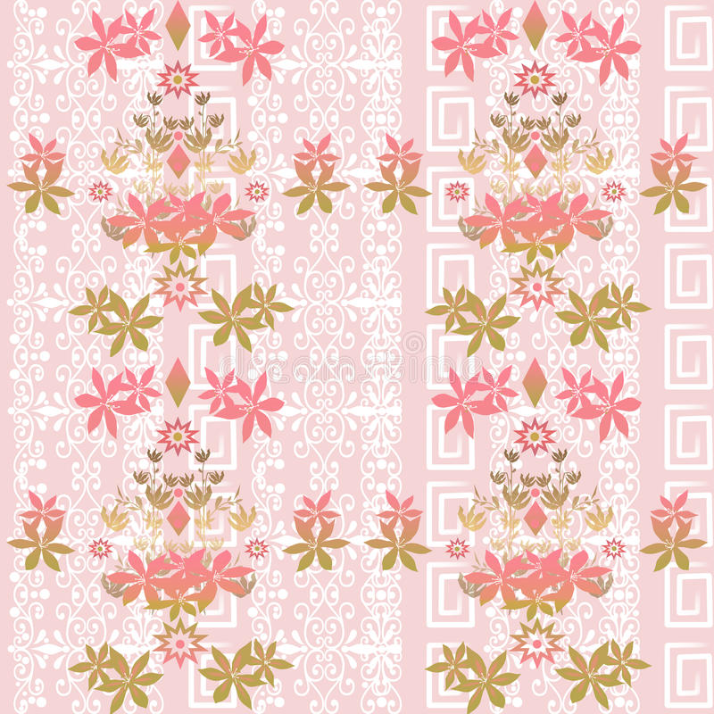 Download Seamless abstract pattern stock illustration. Image of abstract - 34436834