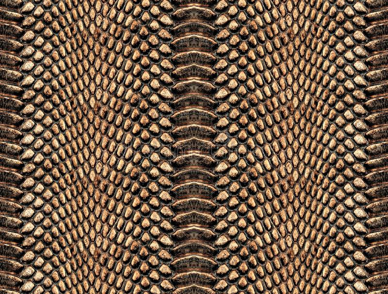 Seamless abstract pattern on a skin texture, snake. Seamless abstract pattern skin texture, snake stock images