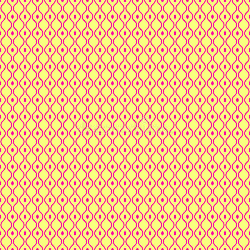 Seamless abstract pattern with waves. Endless texture can be used for printing onto fabric, paper or scrap booking, wallpaper, pattern fills, web page vector illustration