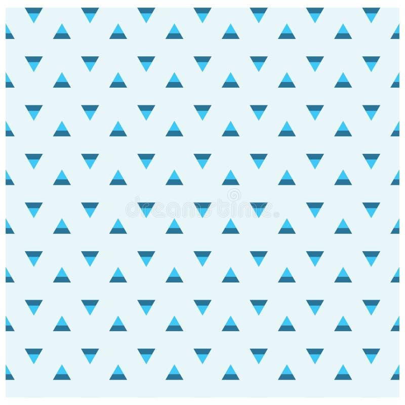 Seamless abstract triangle pattern. Stylish seamless background. stock photography